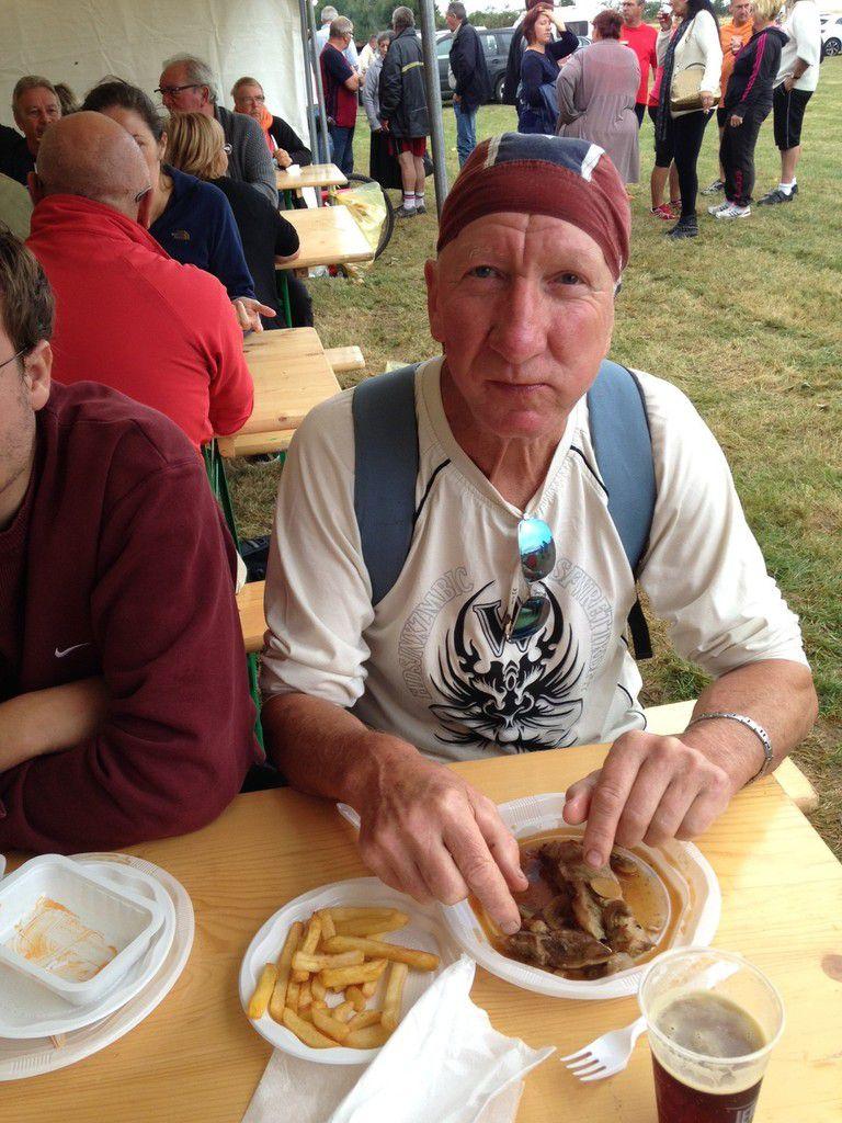 Miraumont - 04 septembre 2016 - un temps de cochon...grillé