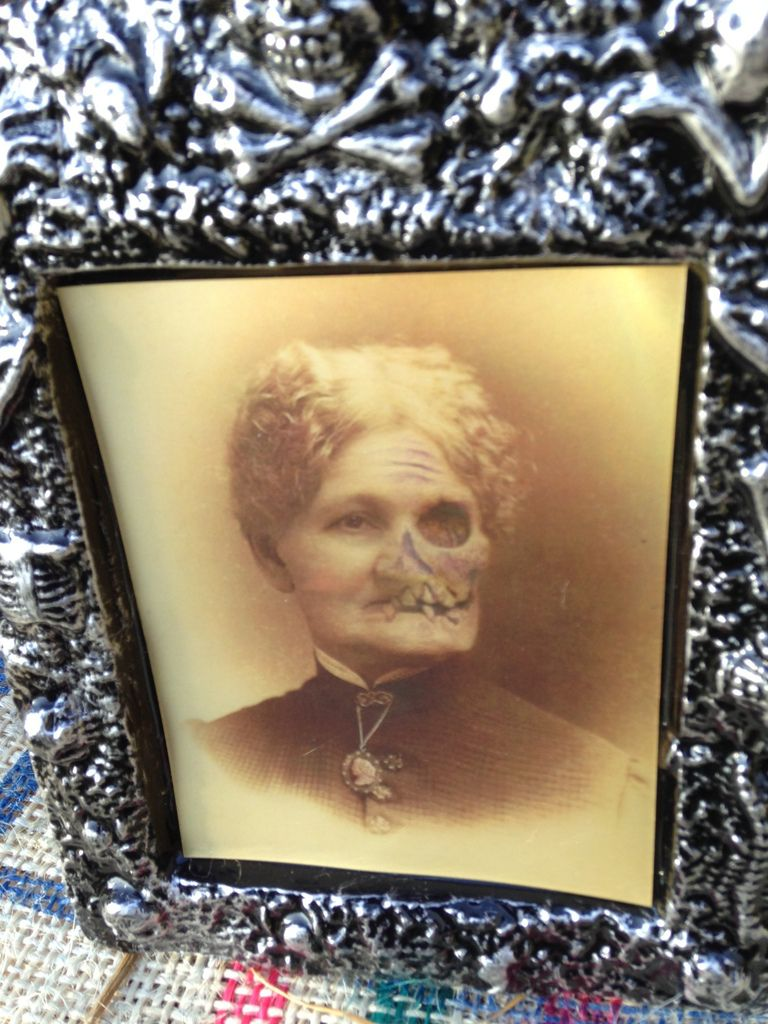 Randonnée Halloween à Bantouzelle - du top - du Becanes Sauvages.....