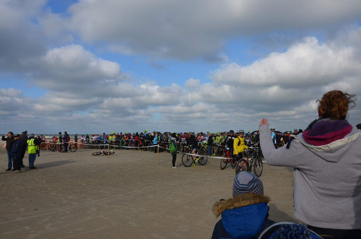 10eme Open VTT Cote d'opale &amp&#x3B; Dunes de Flandre - 6 Novembre 2016 - Berck sur Mer