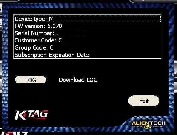 How to enable KTAG 6.070 work on Internet