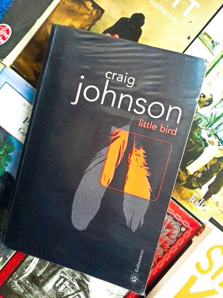 Couverture, Little Bird, Craig Johnson, éditions Gallmeister