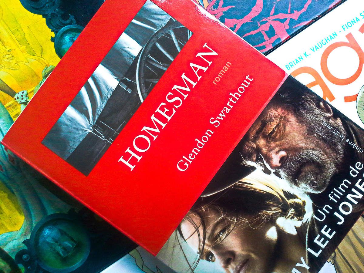 Homesman, Glendon Swarthout, éditions Gallmeister.