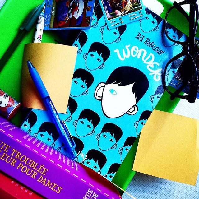 Wonder, de P.J. PALACIO, aux éditions Pocket Jeunesse, 2012.