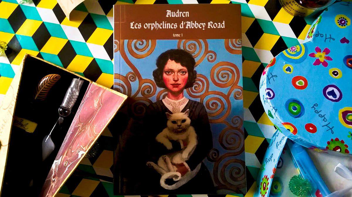 Les orphelines d'Abbey Road, tome 1, Le diable vert, Auren, éditions Ecole des loisirs. Photographie, Lacavernedhaifa.