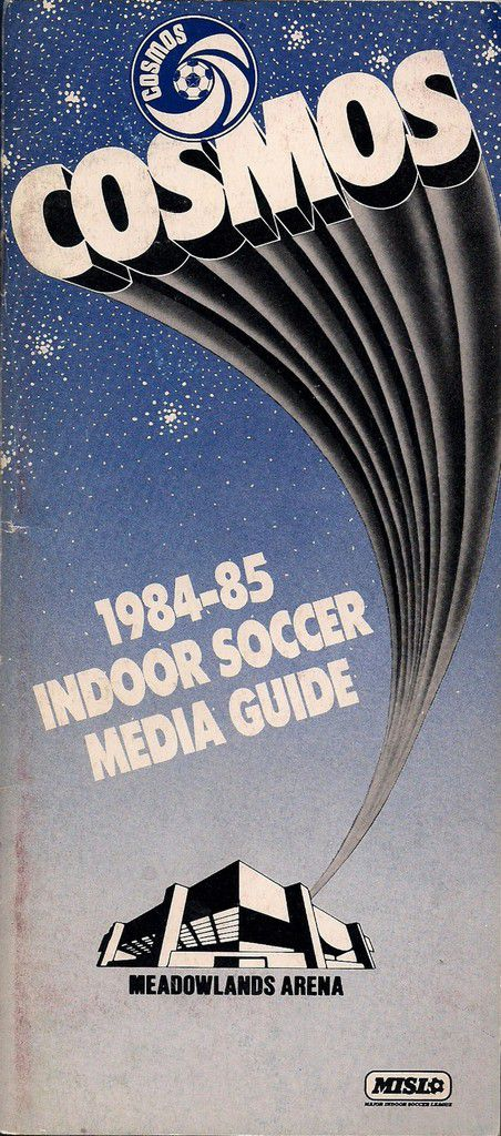 la guida al campionato MISL 1984/85 che i Cosmos non terminarono per problemi economici