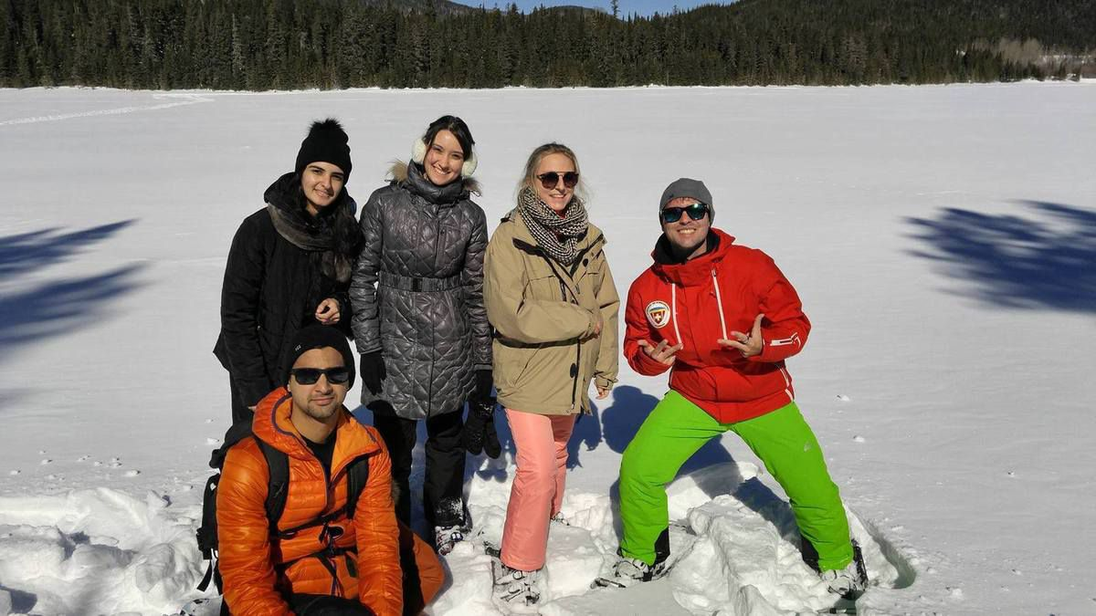 Journée Raquettes et Ski de fond - Forêt Montmorency