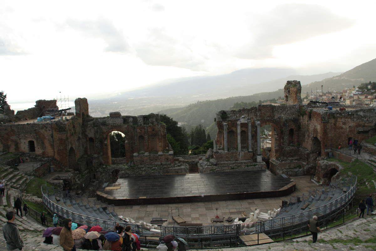 Mon voyage en Sicile
