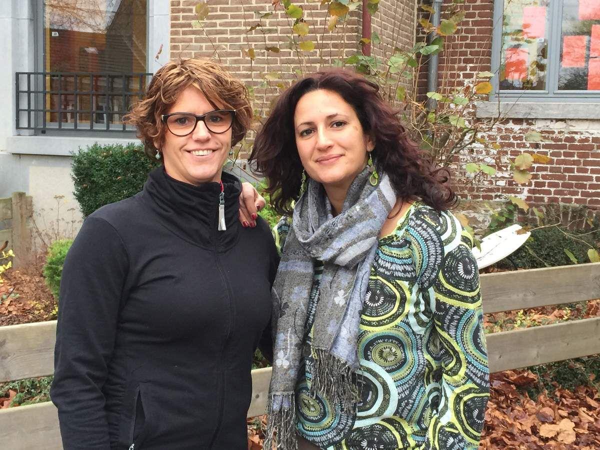 Madame Aurélie Morgante pour les accueils et premières maternelles et Madame Nathalie Breulheid pour les deuxièmes et troisièmes maternelles