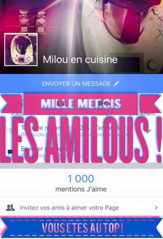 Facebook mentions j'aime