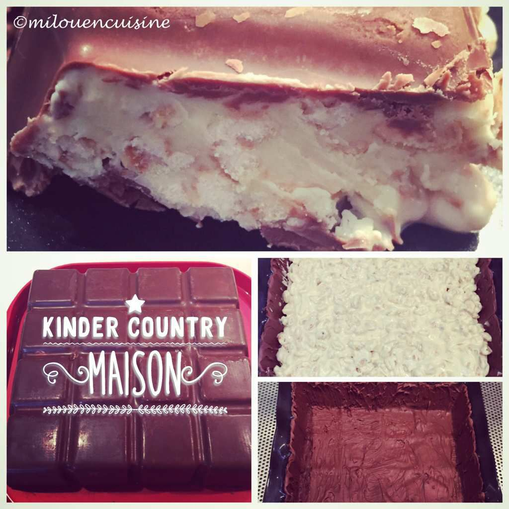 kinder country maison thermomix