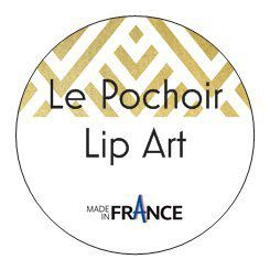 Pochoir pour lip art Made in France, maquillage des lèvre, tuto lip art, lip art tuto,