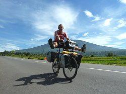 Sumatra - &quot&#x3B;J'ai tout quitté pour traverser la moitié du monde à vélo !&quot&#x3B;