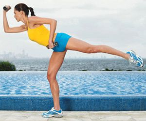 Voici comment obtenir des fesses hautes et des jambes maigres