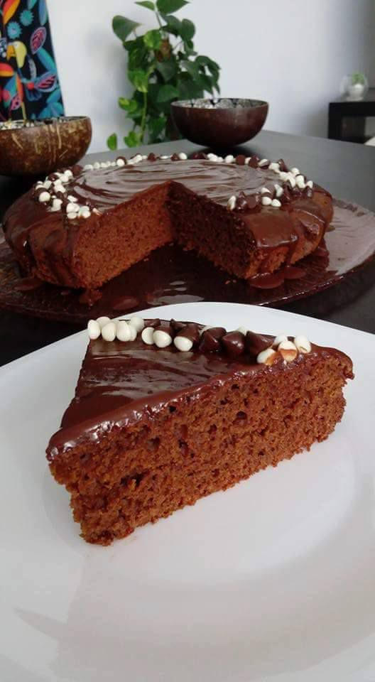 Gâteau au cacao: facile, spongieux et délicieux!