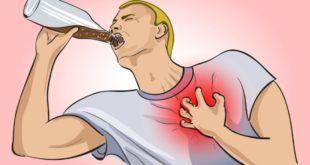 Attention mes amis: Chaque gorgée de cette boisson est un pas rapide à la mort!