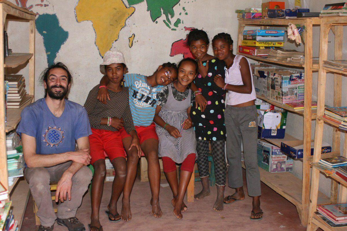 Un accueil Chaleureux, des enfants lumineux...