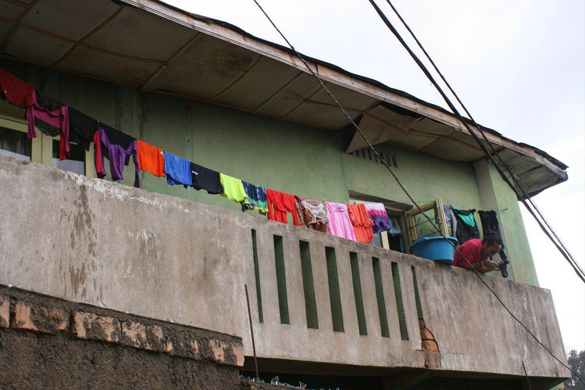 Dans les rues et sur les hauteurs de Tana