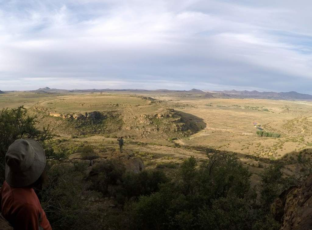 The Free State bears its name well, wide open spaces and still large open spaces, just beautifull ...