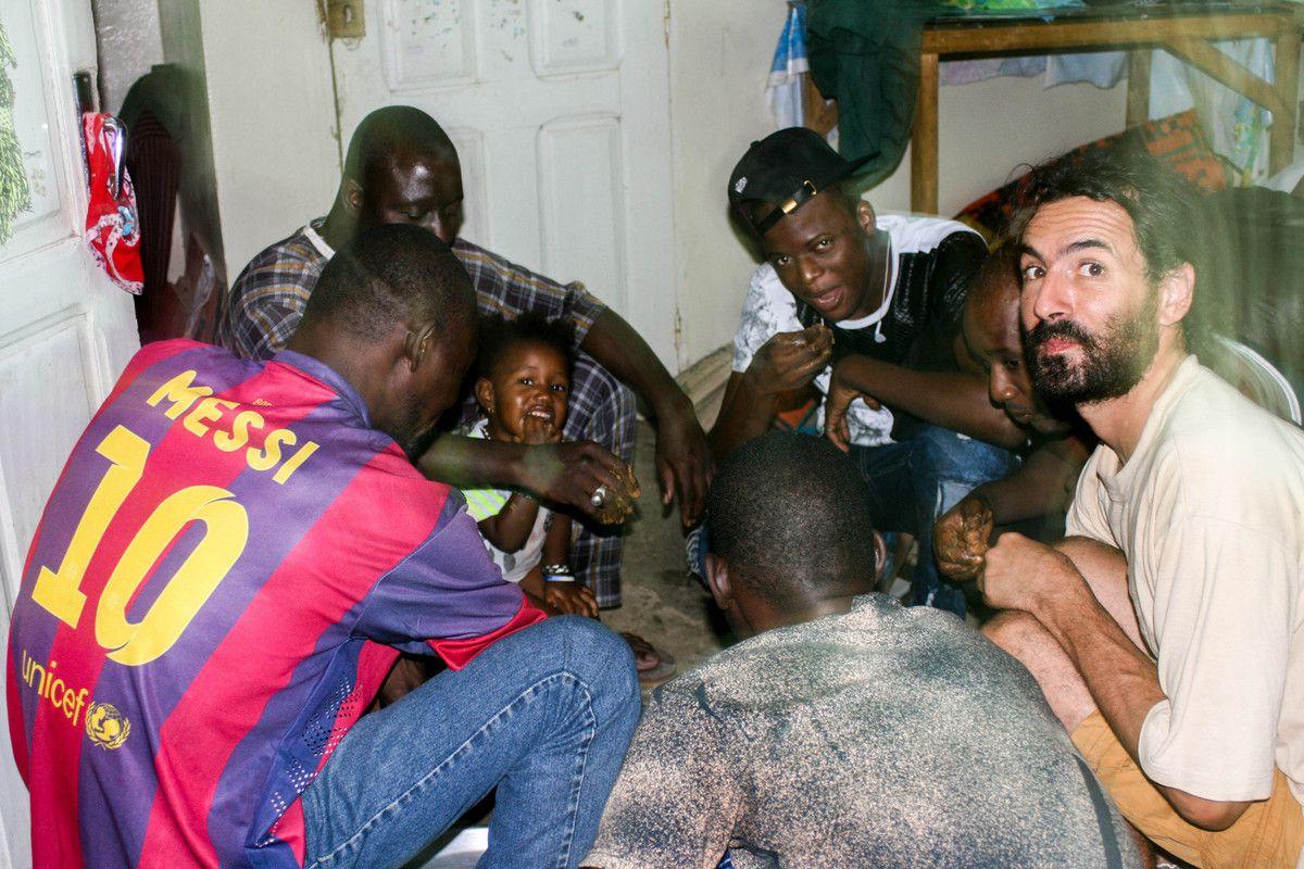 Quel accueil au Sénégal !