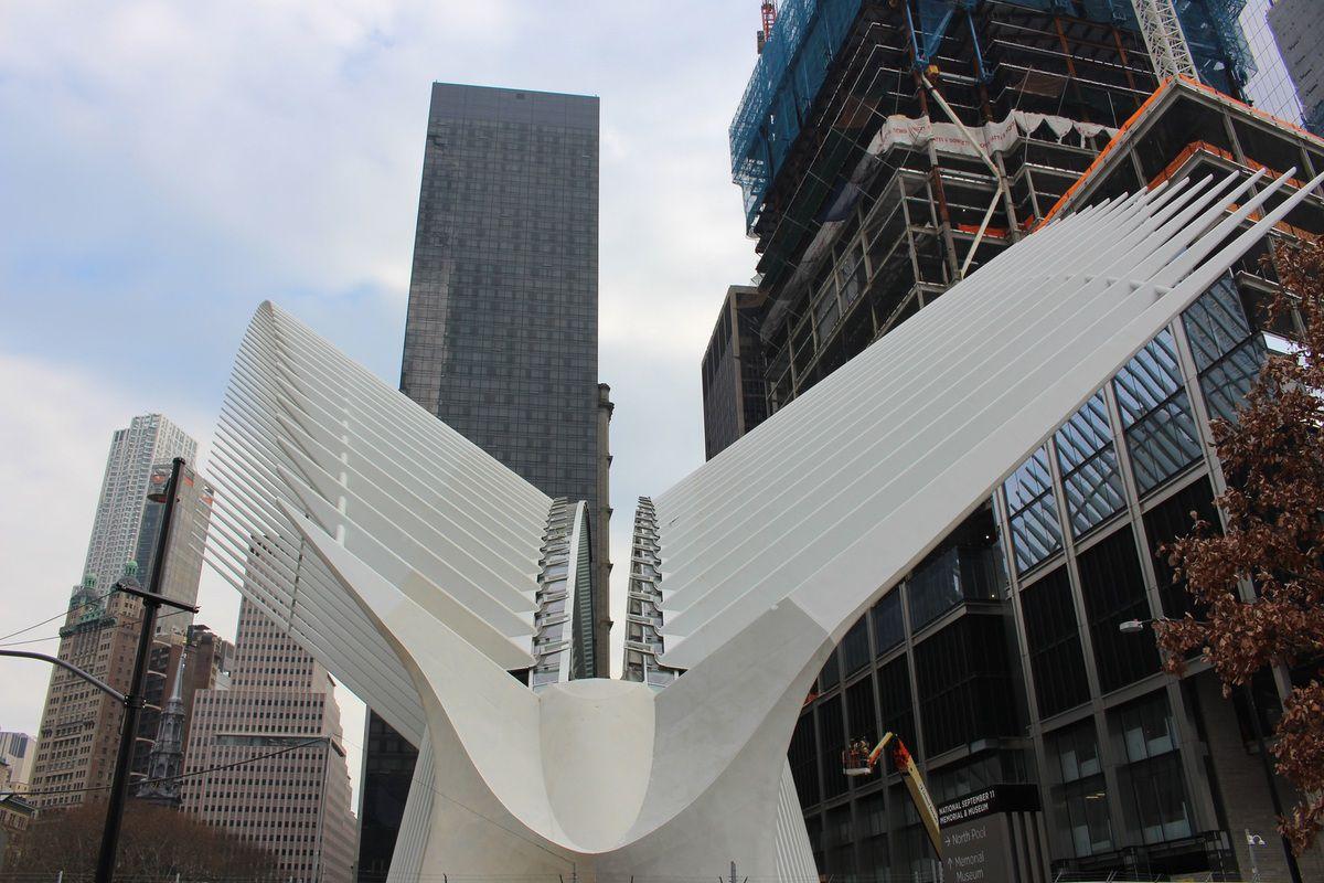 New York : 9/11 Memorial