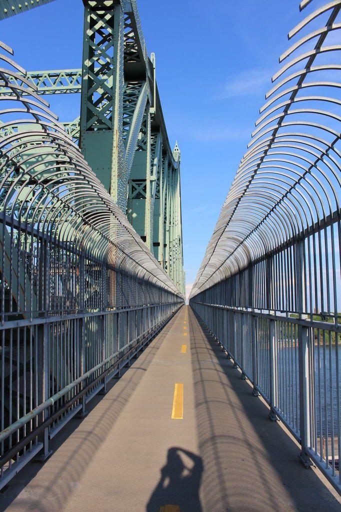 Montréal : Pont Jacques Cartier
