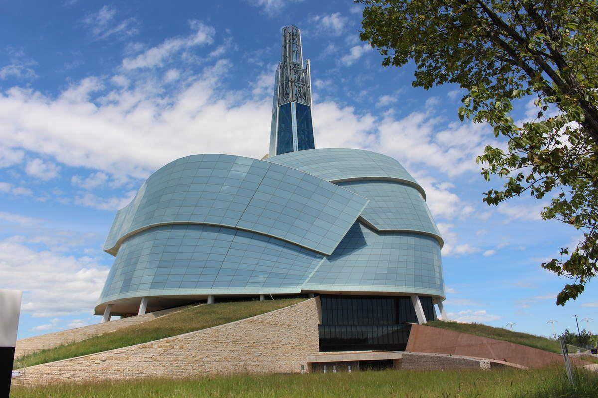 Musée canadien pour les droits de la personne