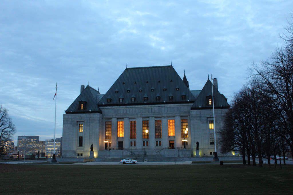 Ottawa : le centre-ville