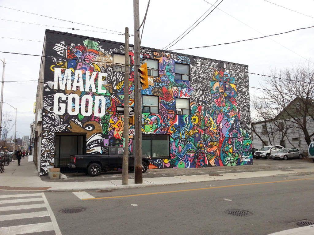 Toronto : Street Art 2
