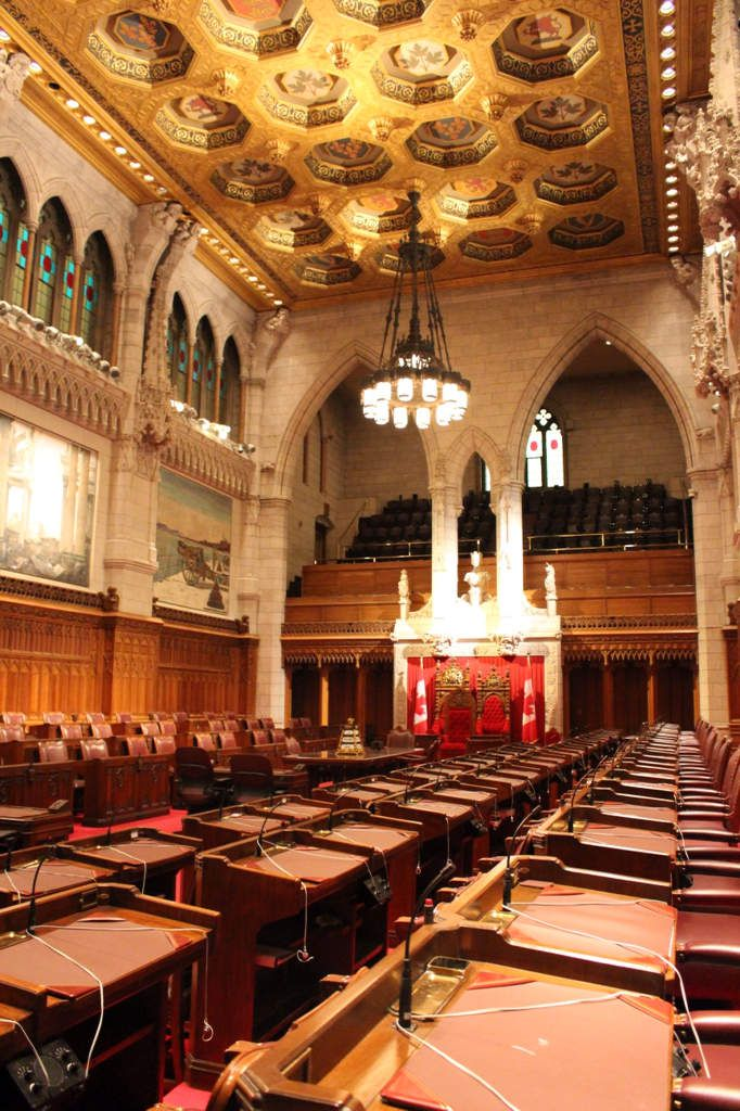 Ottawa : le parlement