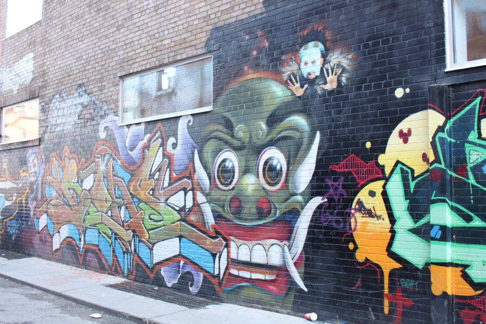 Toronto : Street Art