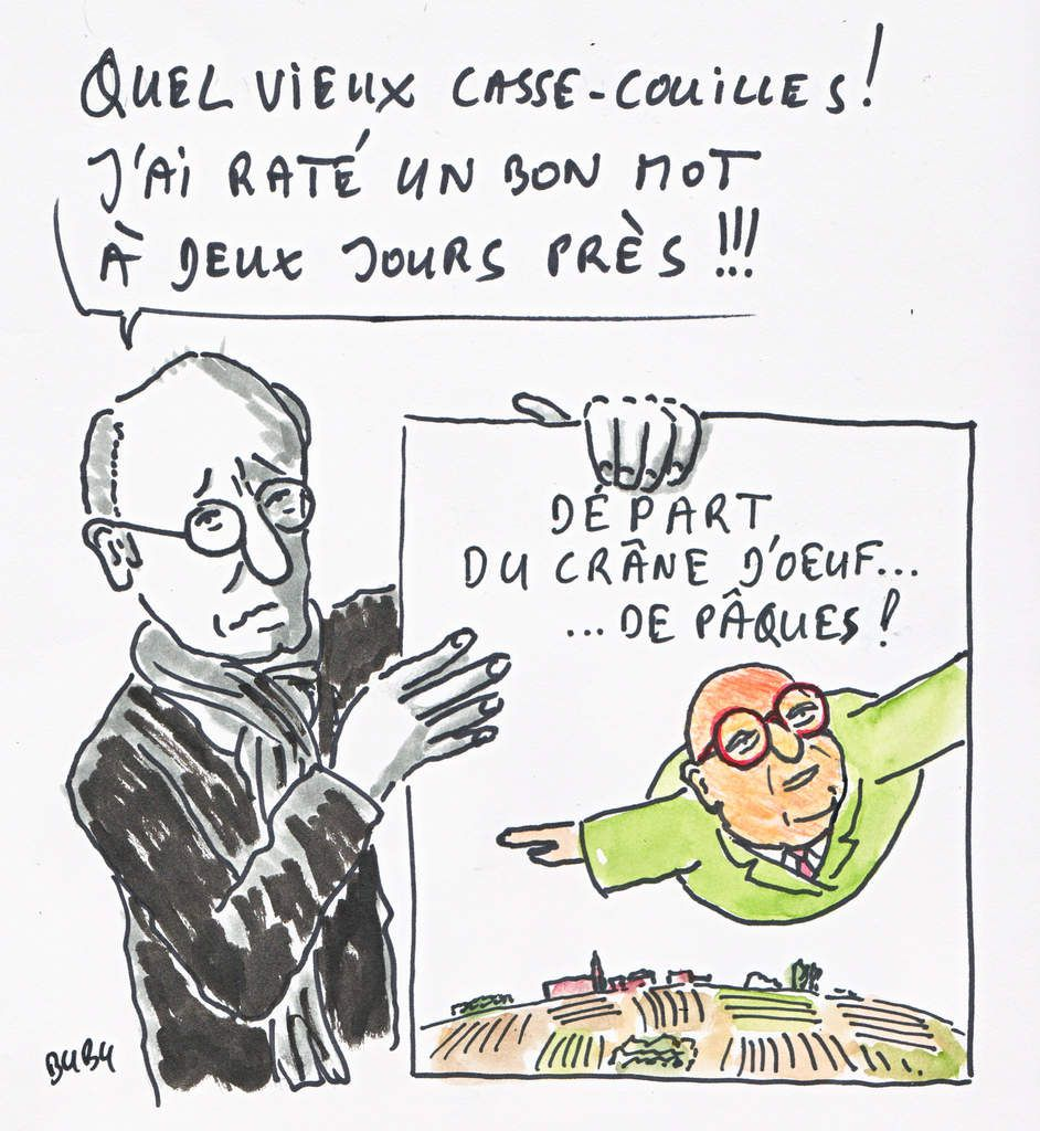 Décès de Jean-Pierre COFFE : Grosse amertume de son vieil ami Philippe Geluck !