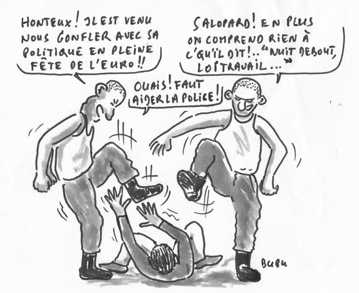 Pas de politique pendant l'Euro : sur la voie d'une collaboration vertueuse entre les supporters et le ministère de l'intérieur ?