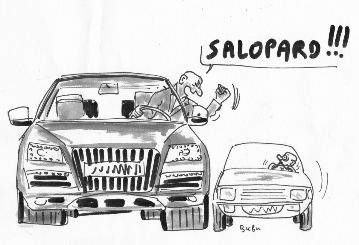 SALOPARDS DE POLLUEURS !!!