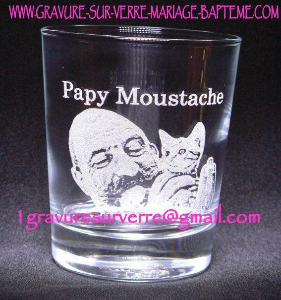 Verre Whisky Personnalise Grave À 5€ Le Verre Gravé-Gravure Sur