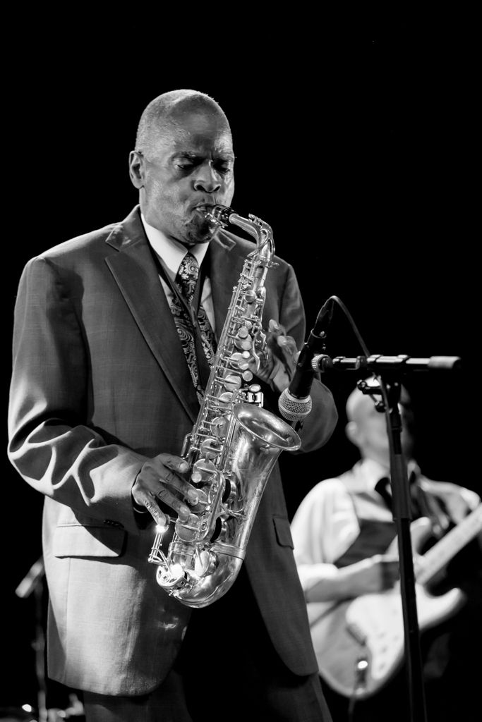 Maceo Parker Troyes Octobre 2015