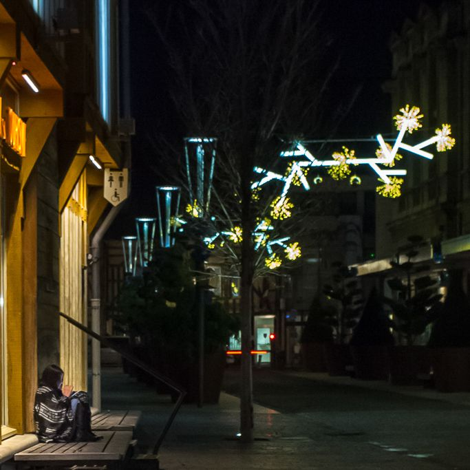 Troyes by Night