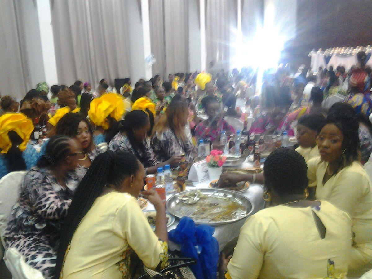 15 ans! Les Femmes de la Mutuelle AMI BOLINGO au coeur de la société congolaise