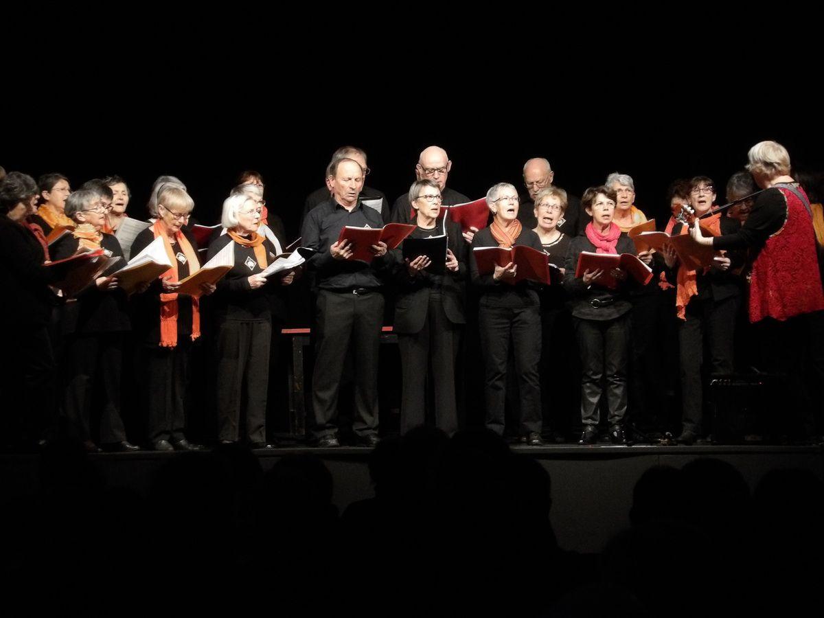 Concert. La Chorale chante pour la nouvelle année.