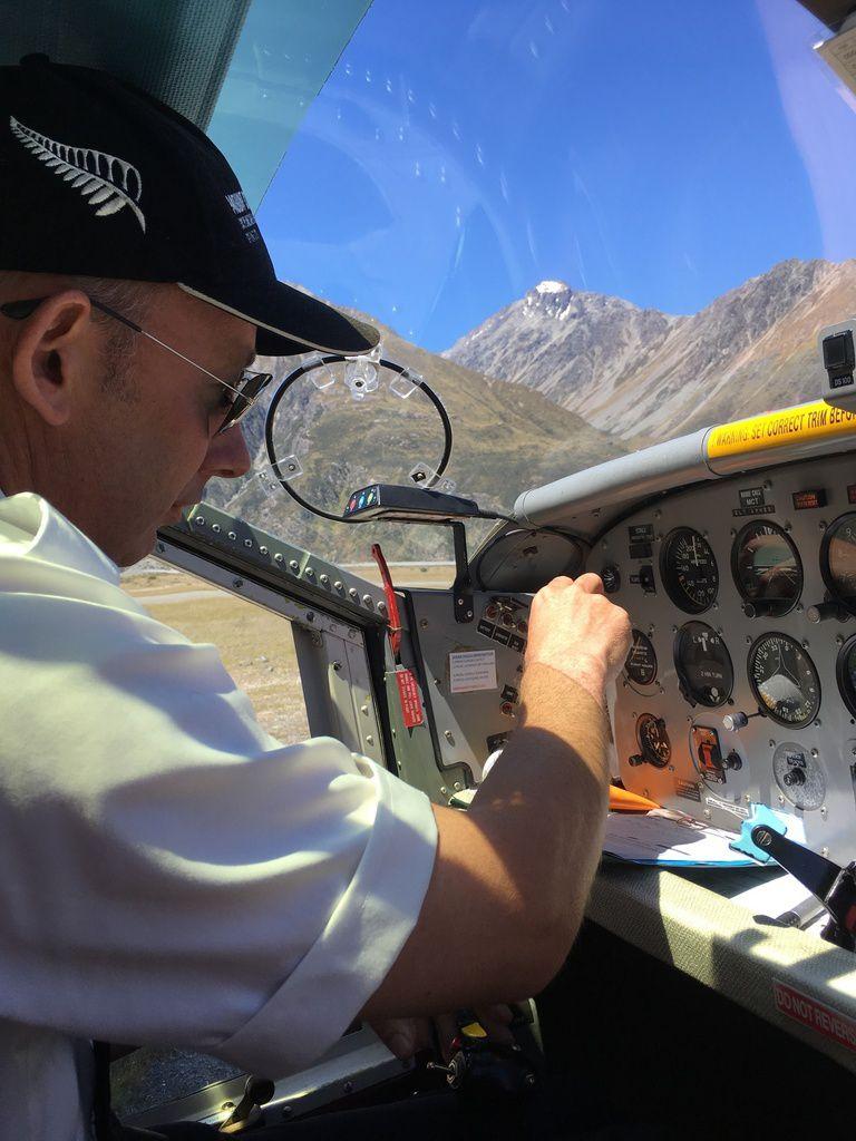 Assise devant à côté du pilote, encore plus beau mais encore plus peur ! Reportage comme si vous y étiez !