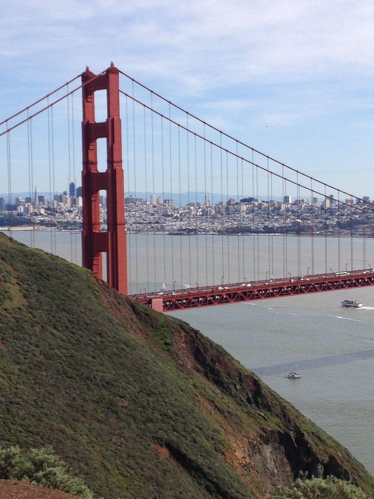 Météo idéale en février, on apprécie de visiter SF. Le printemps est la meilleure saison.