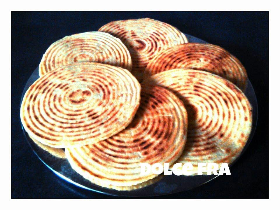 Kesra galette kabyle