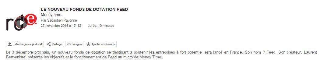 Money Time, c'est le magazine du financement des entreprises. Chaque mois, on y fait le point sur un levier qui vous aidera à financer et développer votre activité : nouveaux fonds, investisseurs, dispositifs fiscaux, etc.
