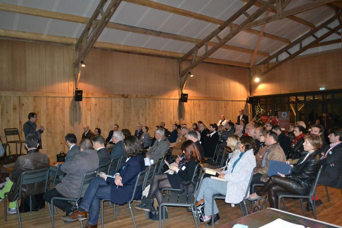 Inauguration de FEED Community : audience nombreuse et de qualité autour de FEED Community