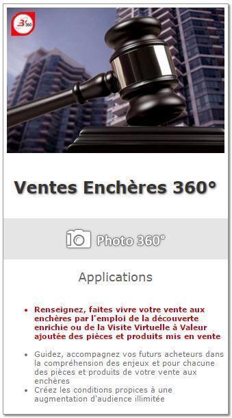 USAGES & UTILITES DE LA VISITE VIRTUELLE 360°