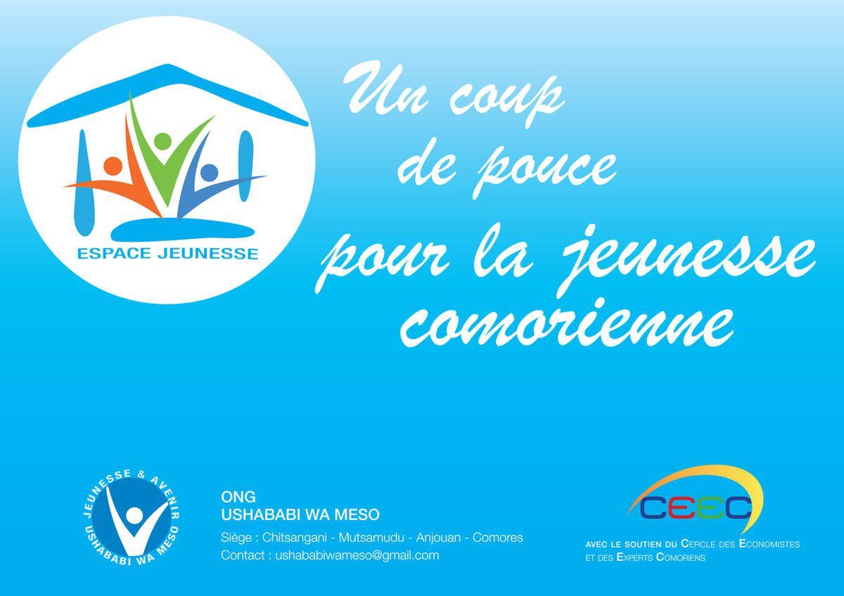 Des idées, de l'expérimentation et de l'Action au service des Comores