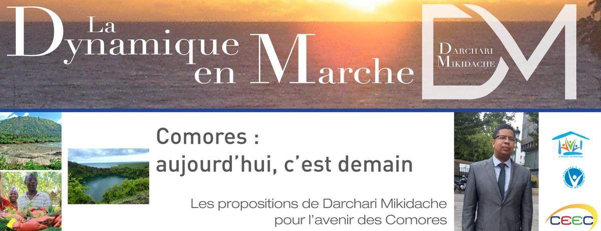 La jeunesse, un vecteur fondamental pour l'émergence des Comores