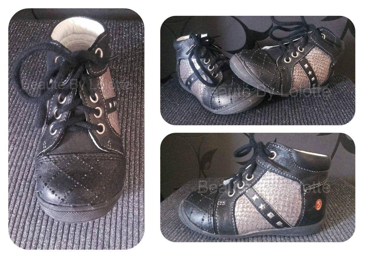 GBB des chaussures pour les petits petons