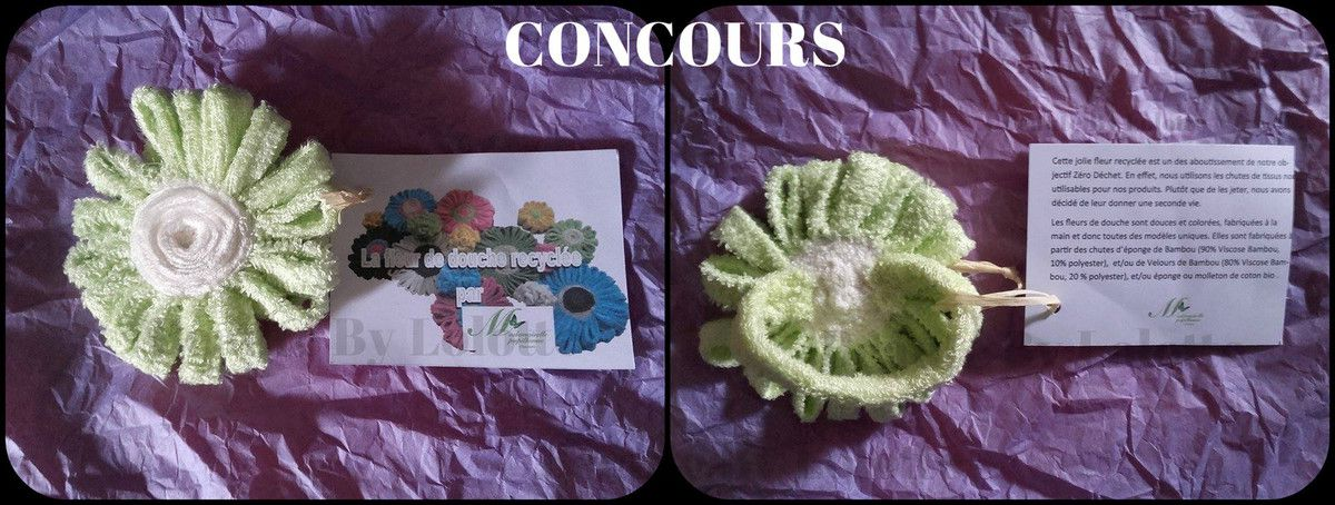 CONCOURS mademoiselle papillonne couture