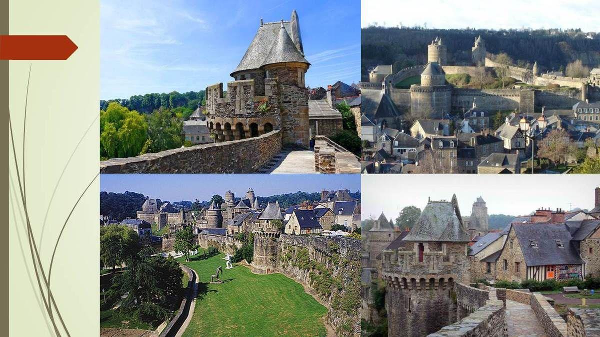 La Bretagne par les Ados4 de l'intensif juin-juillet - Fougères