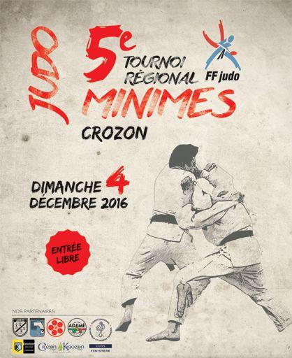 5e tournoi régional minimes de Crozon